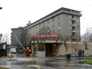 L'ospedale San Marco di Zigonia
